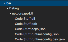 bin Directory Screenshot