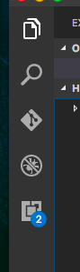 Visual Studio Code Tabs