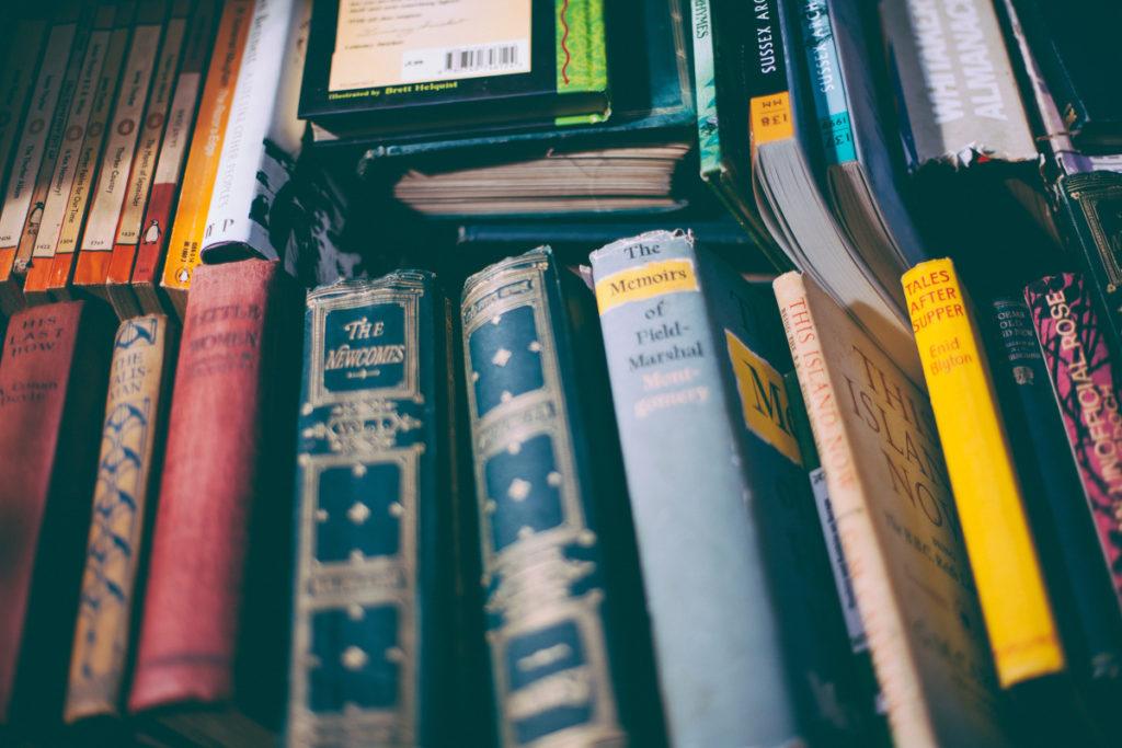 A WebApi For Books - First Steps - Header Image