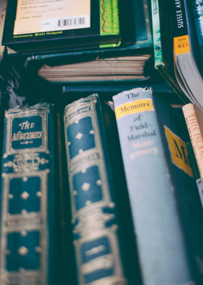 A WebApi For Books - First Steps - Header Image