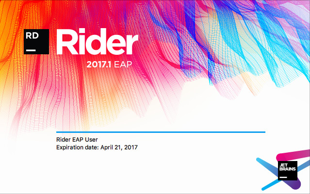 Project Rider – A New Challenger Appears – A Journey In  NET Core