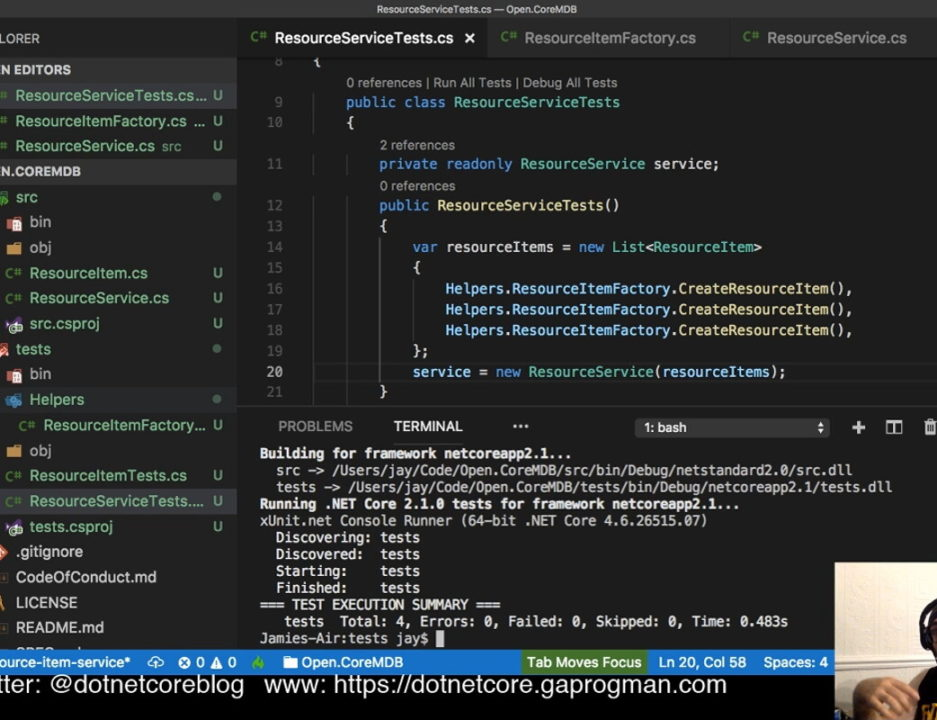 ASP NET Core 2 0 Configuration and Razor Pages – A Journey In  NET Core